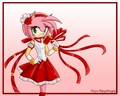 Amy Rose Magical - amy-rose fan art