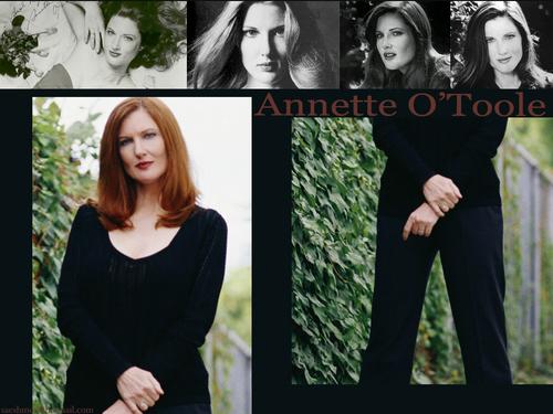 Annette O'Toole - Black & White