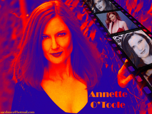 Annette O'Toole - Red