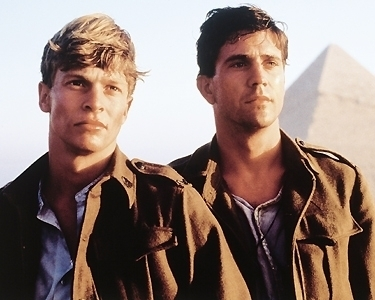 Archy and Frank in Gallipoli