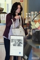 Ashley Greene leaving acting class with teacher Bill Howey, grabbing Starbucks - twilight-series photo