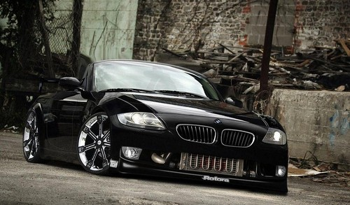 BMW Z4 BLACK TUNING - bmw Photo