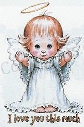 Sweety Babies wallpaper entitled Baby Angel