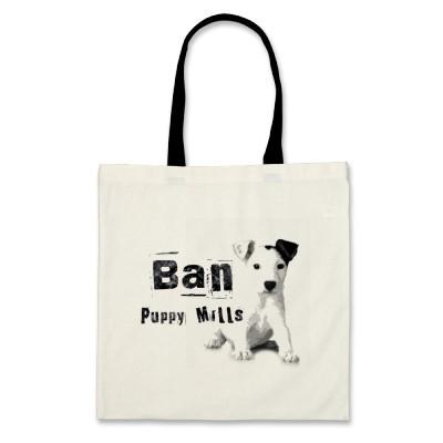 Ban কুকুরছানা Mills !
