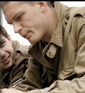 Tom Hardy wallpaper entitled Band Of Brothers