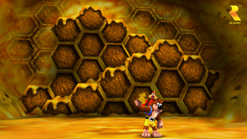 Banjo-Kazooie images Banjo-Kazooie (N64) wallpaper and ...