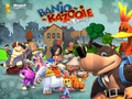 banjo-kazooie - Banjo-Kazooie: Nuts & Bolts  wallpaper