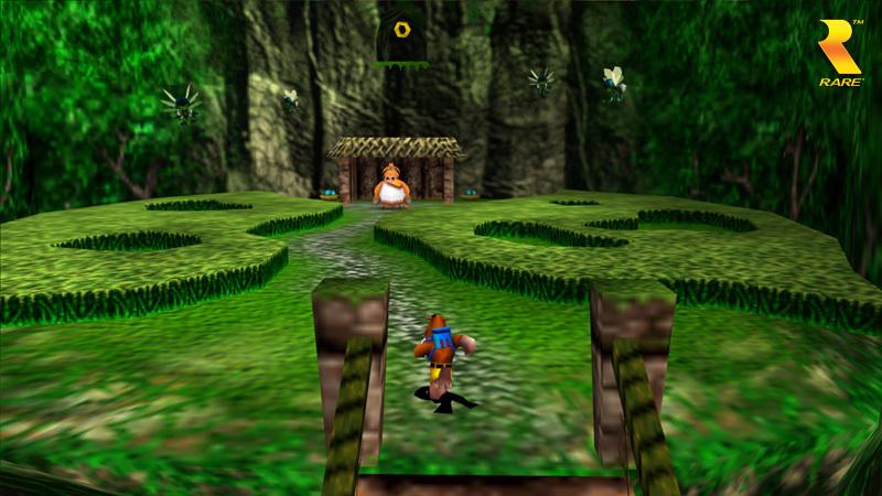 Banjo-Kazooie images Banjo-Tooie - Screenshot (N64 ...