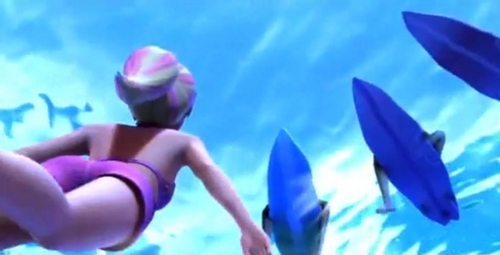 barbie mermaid tale