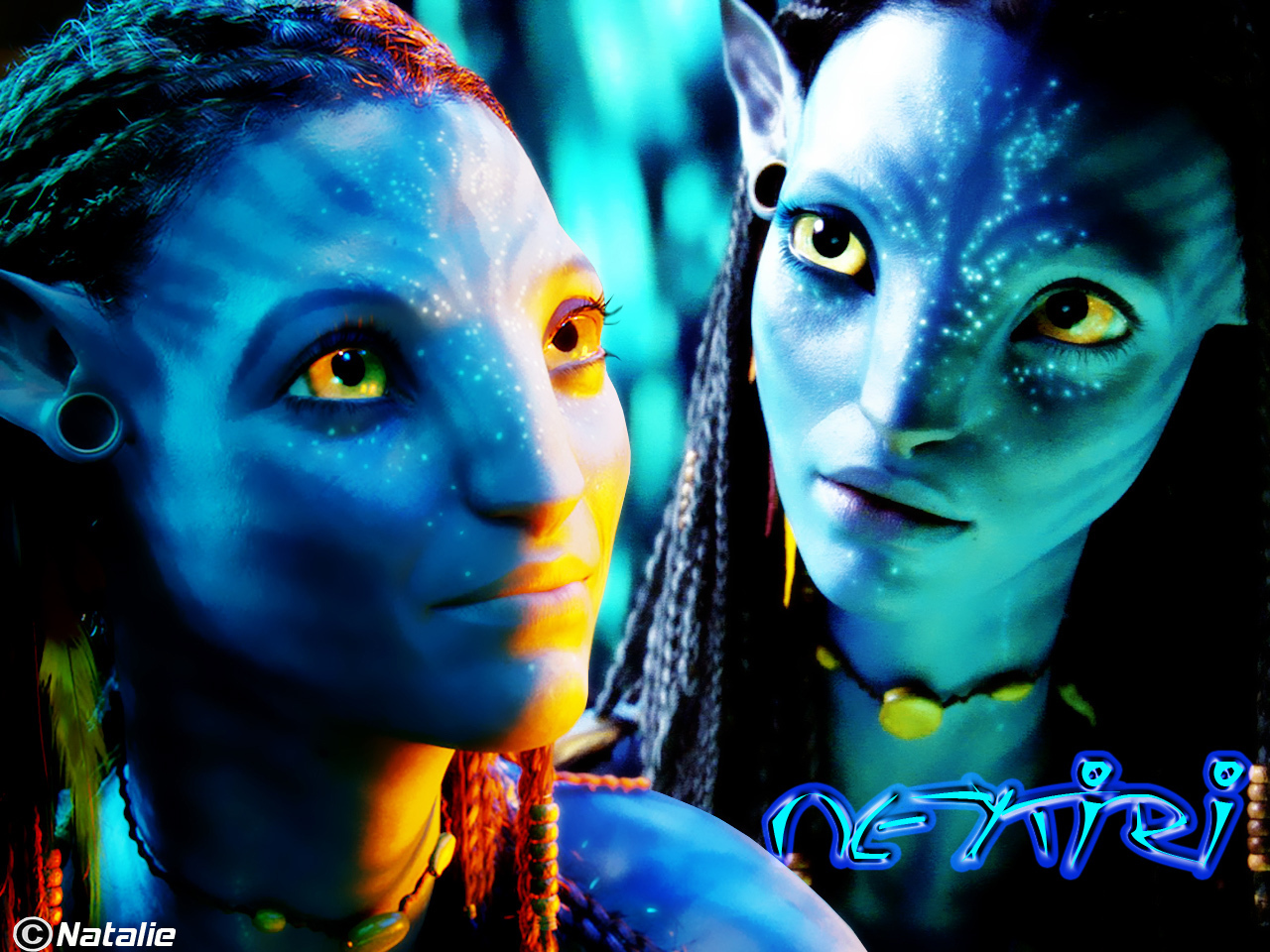 Beautiful Neytiri