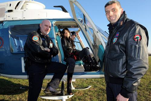 Belstaff & Polizia di Stato Portrait