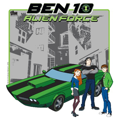 Ben 10 AlienForce