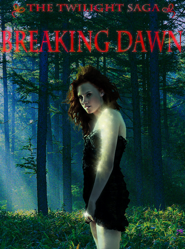 Breaking Dawn, Newborn Bella