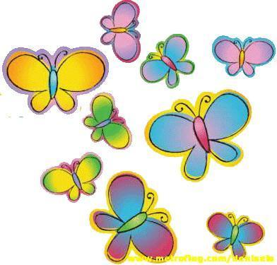 Butterflies?