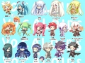 Character Of  Vocaloid - vocaloids wallpaper