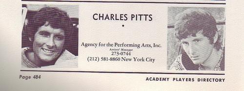 Charles Pitt
