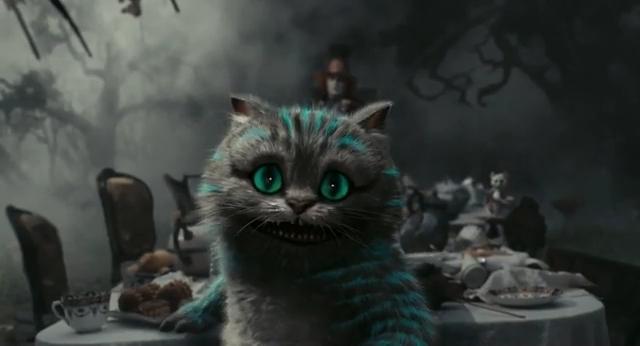 Cap Cheshire Cat