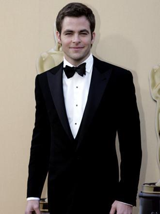 Chris Pine @2010 Oscars