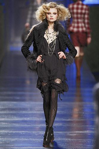 Christian Dior Fall 2010 RTW