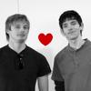 Colin and Bradley