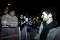 Colin  with the fans - merlin-on-bbc photo