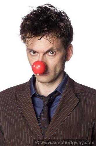 Comic Relief 2009 - david-tennant Photo