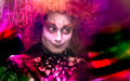 Crazy Mad Hatter - alice-in-wonderland-2010 wallpaper