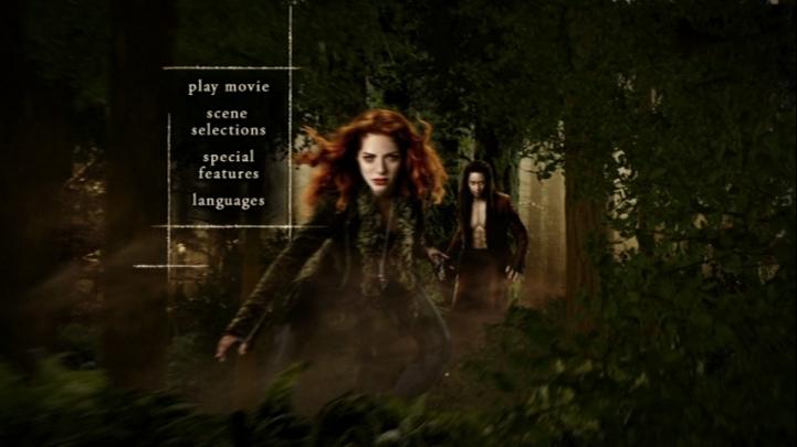 DVD Menü