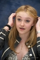 Dakota Fanning at the Runaways Press Conference - twilight-series photo