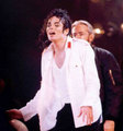 Dangerous World Tour....<3333 - michael-jackson photo