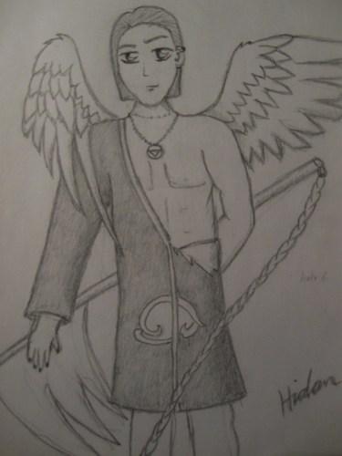 Dark angel Hidan