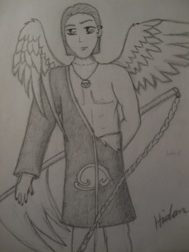 Dark エンジェル Hidan
