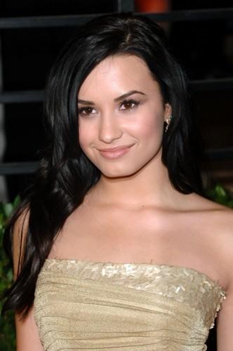 Demi Lovato Oscars Party