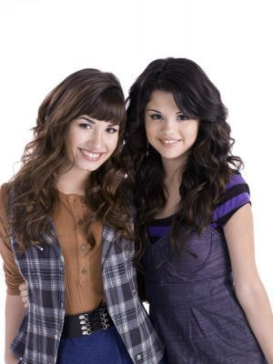 Demi Lovato & Selena Gomez's rare shoots