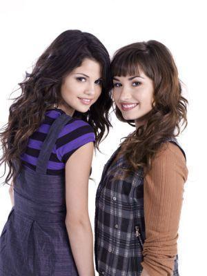 Demi Lovato & Selena Gomez's rare shoots - selena-gomez photo