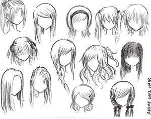 Deviantart.com (Hairstyles)