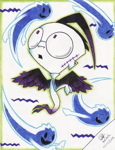 Dib The Ghost <3