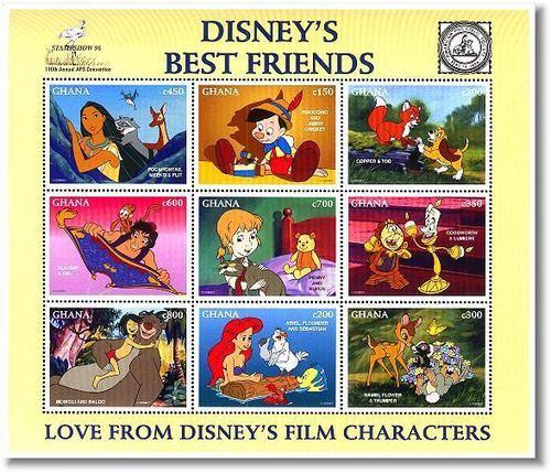 Disney's Best 老友记
