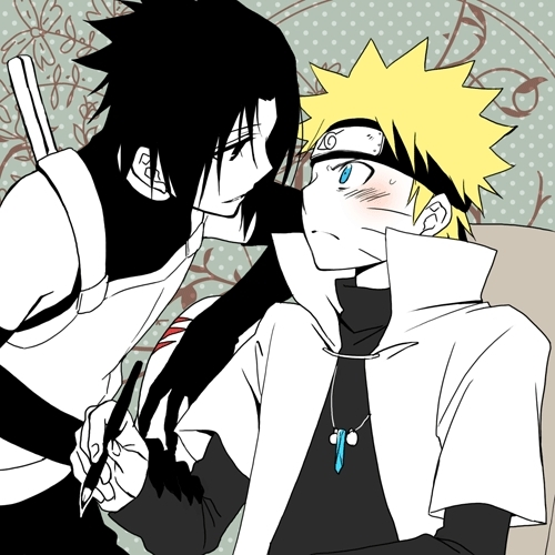 Disturbing the Hokage! x3