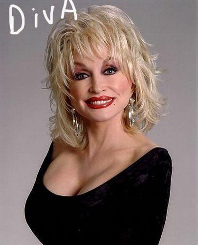 Dolly Parton karatasi la kupamba ukuta titled Dolly Parton