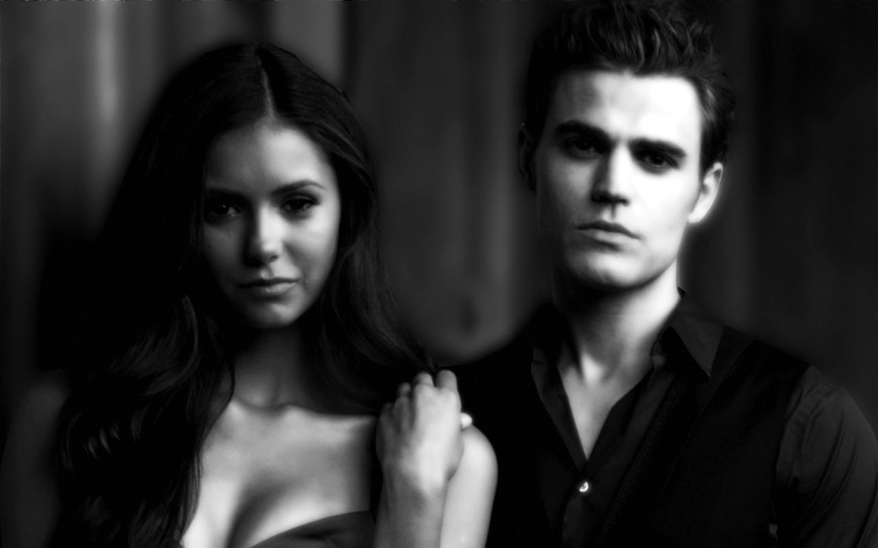 The Vampire Diaries TV Show images Elena+Stefan HD ...
