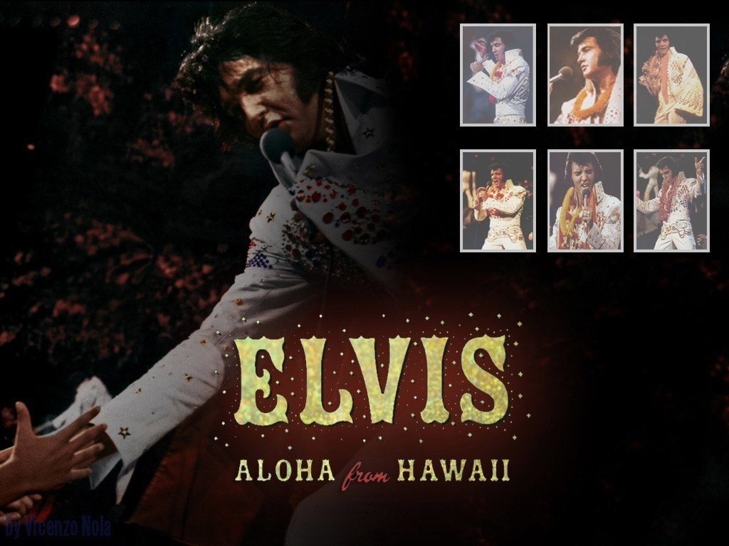 Elvis Presley Images Aloha From Hawaii HD Wallpaper And Background Photos