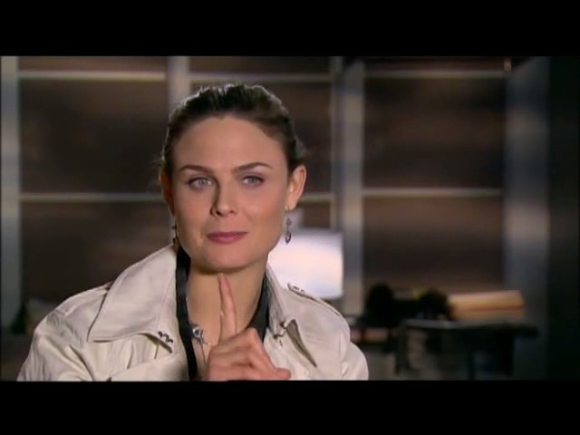 Emily Deschanel interview