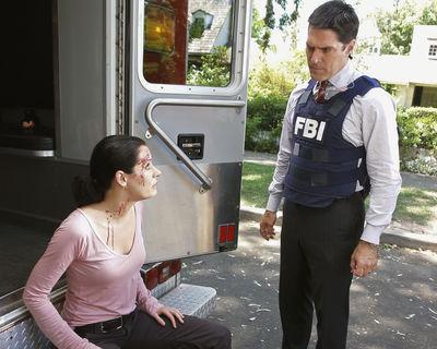 Emily & Hotch- 3x02