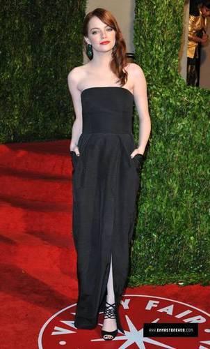 Emma Stone | 2010 Vanity Fair Oscar Party