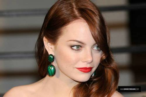 Emma Stone | 2010 Vanity Fair Oscar Party