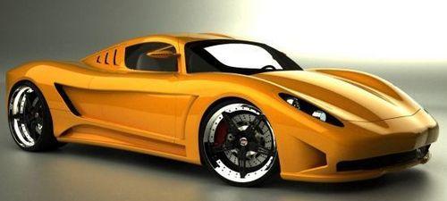 FIAMMA SPORTS CAR
