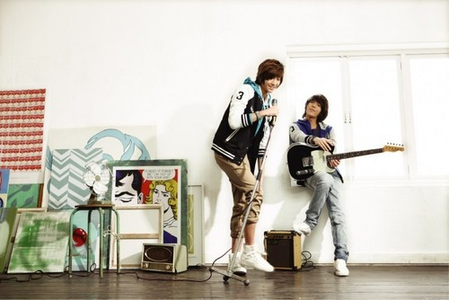 FT Island is fresh for Litmus 2010