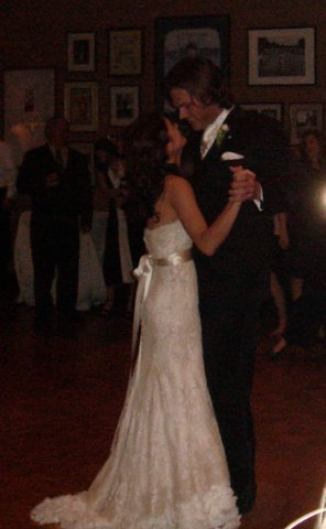 Gen & Jared wedding dance