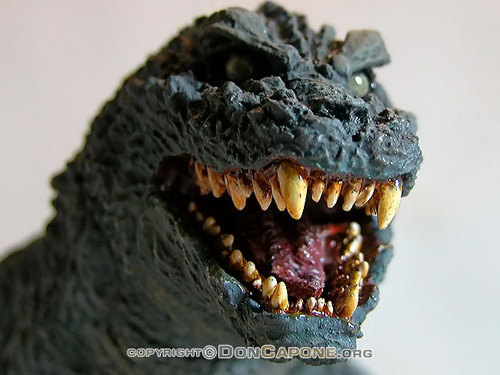 Godzilla 壁纸 called Godzilla face